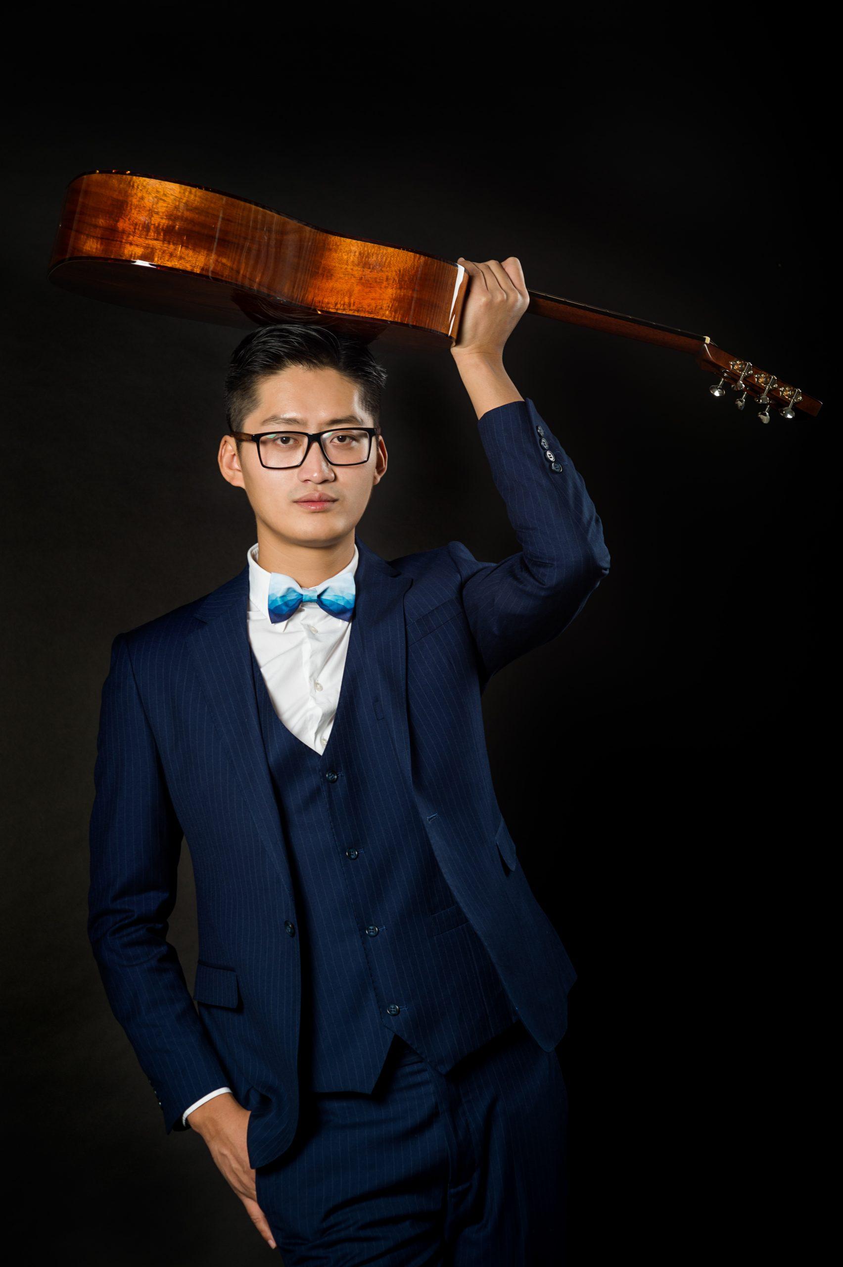青年演奏家吴迪教学预约上线